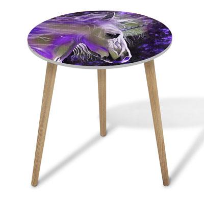 Enchanted Unicorn - Purple