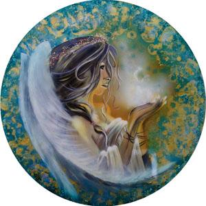 Spiritual Soul Goddess - Aqua