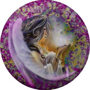 Spiritual Soul Goddess - Pink