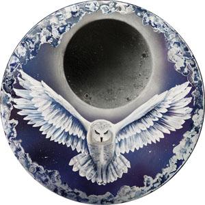 Mystical Owl - Midnight