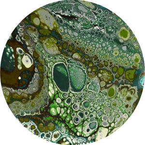 Rythmic Flow - Green
