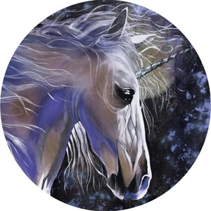 Enchanted Unicorn - Lavendar