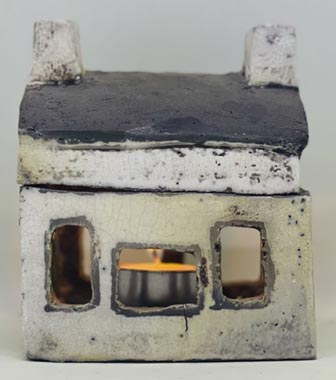 Hand-built Clay Candle Burners - Workshop
